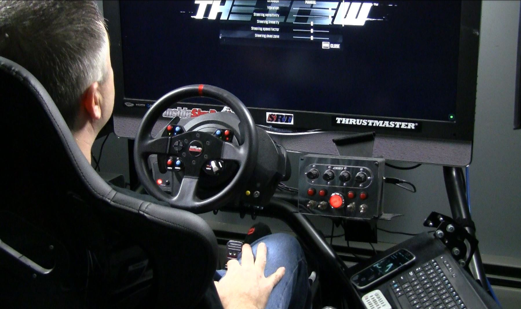 The Crew PC Force Feedback Tuning and Tweaks
