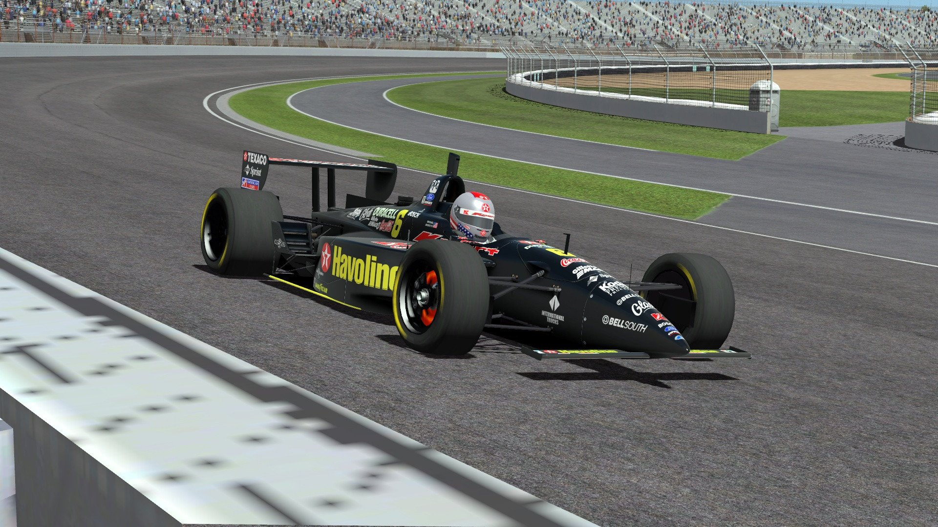 CART Factor Coming to rFactor 2 - Inside Sim Racing