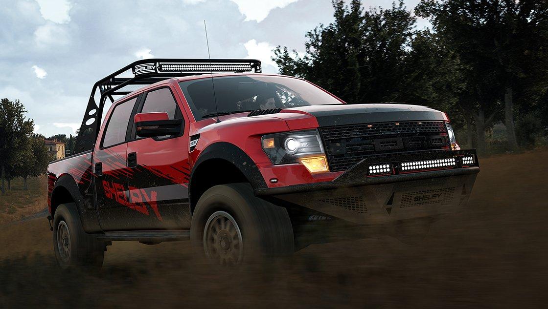 Ford Raptor Inside >> G-Shock Car Pack for Forza Horizon 2 - Inside Sim Racing