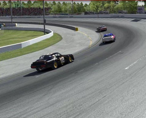 iRacing Rookie Street Stock Review and Race
