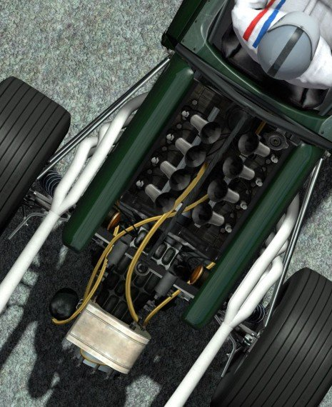 New rFactor 2 Previews