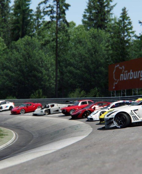 Assetto Corsa Shows Off Dream Pack Lineup