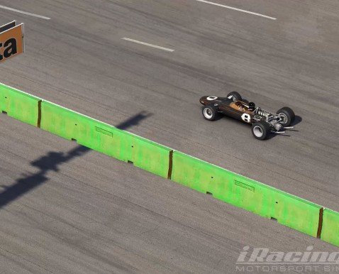 iRacing Monza First Look – Five Configurations