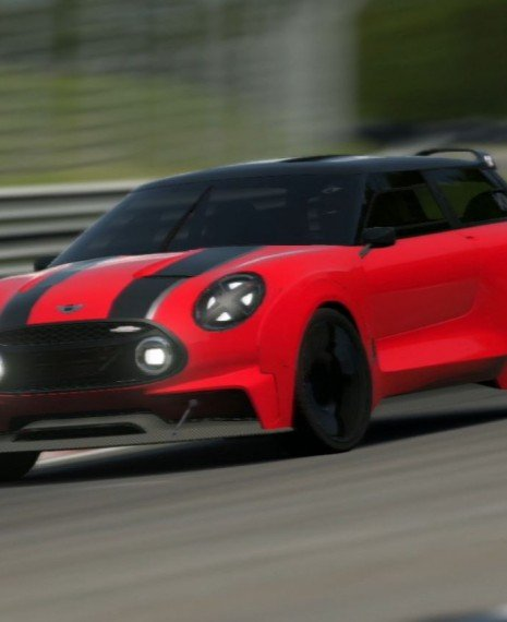 Gran Turismo 6 First Look MINI Clubman Vision GT
