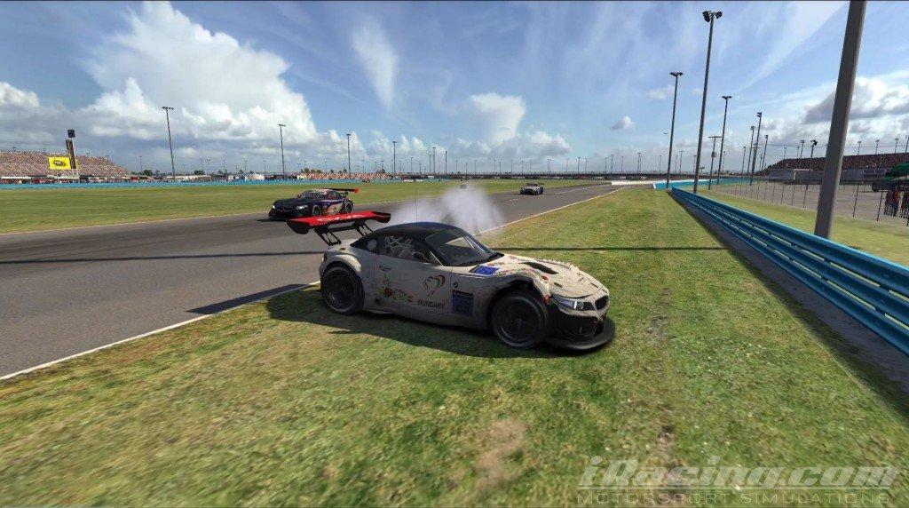 iRacing 24 Hours of Daytona