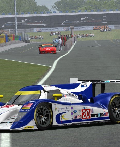 Endurance Series Mod SP3 Out Now on rFactor