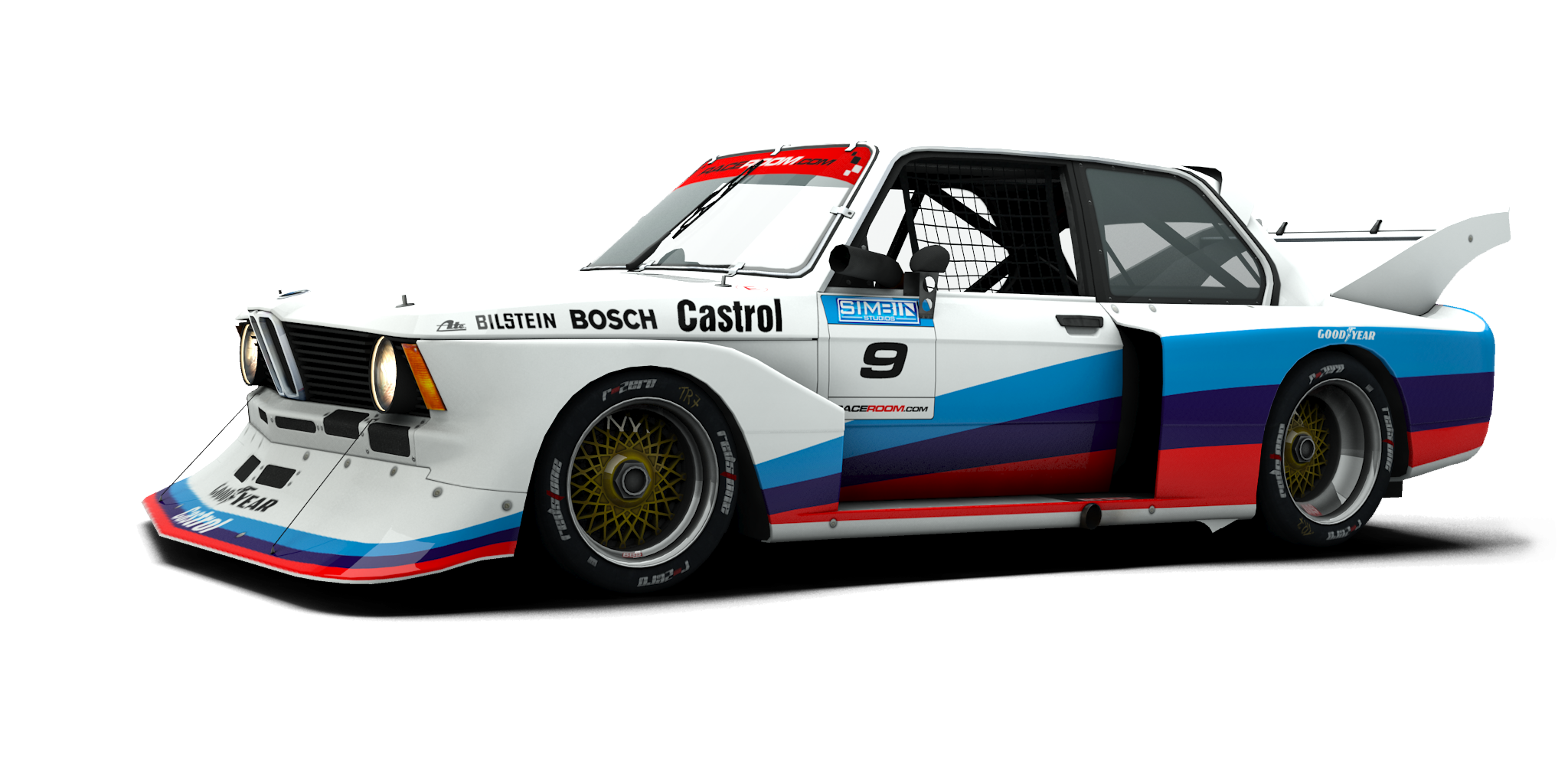 Chevrolet Monza Dekon Coming To R3e Inside Sim Racing