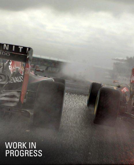 Codemasters F1 2015 Coming in June