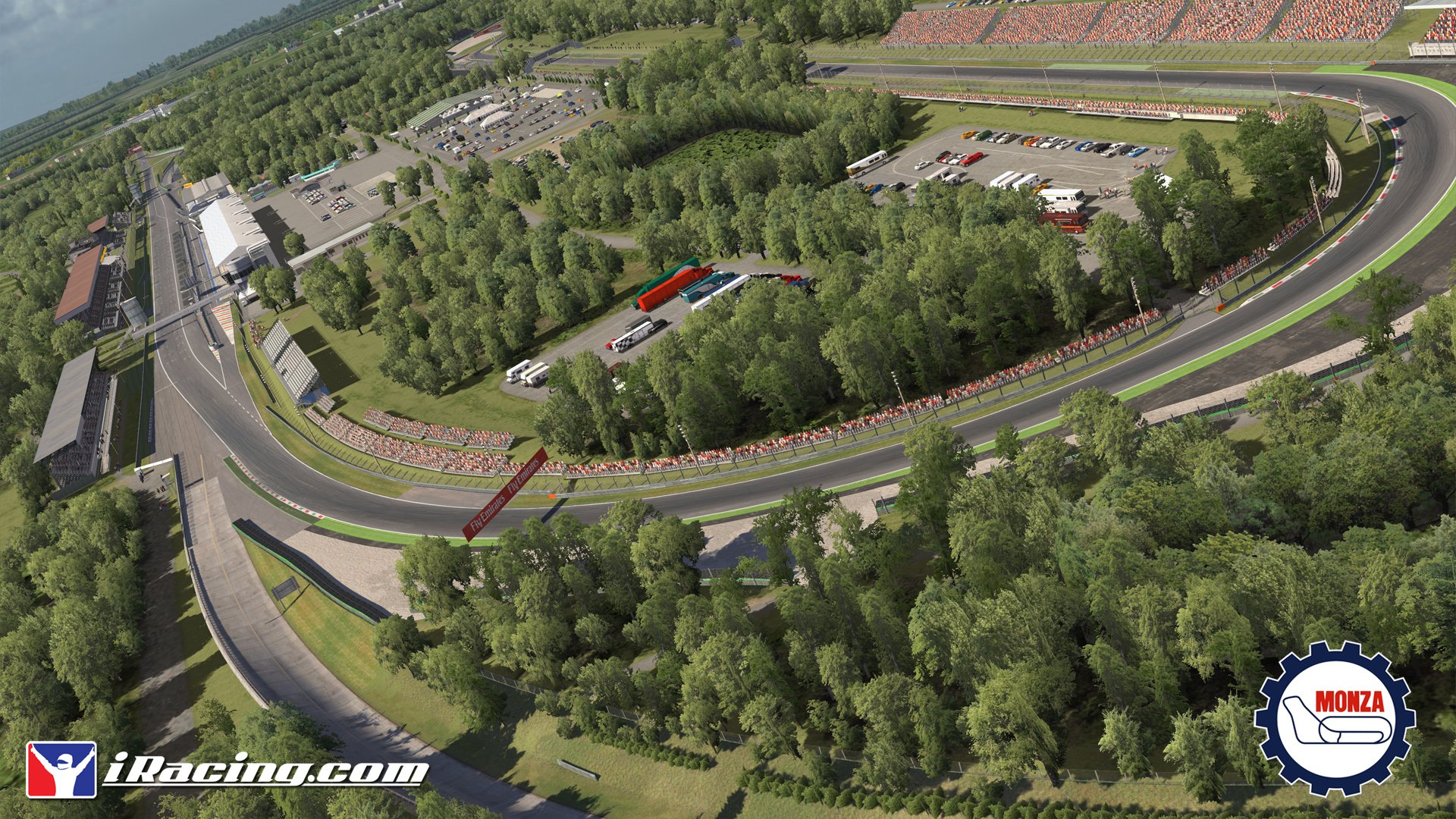Circuit Monza Italia : Iracing monza screenshots inside sim racing