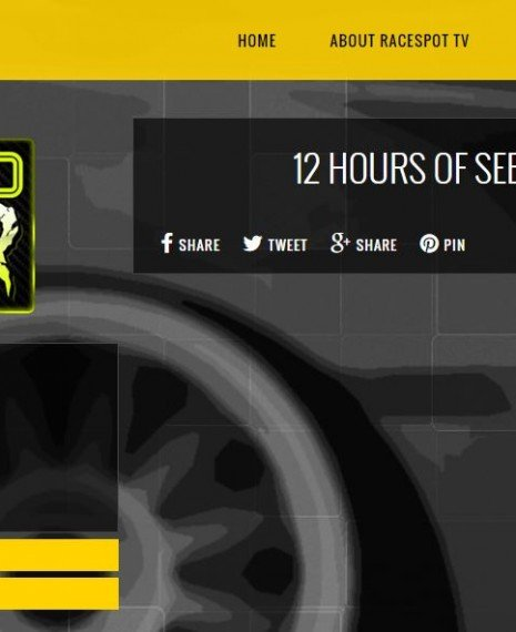 iRacing 12 Hours of Sebring Live Broadcast