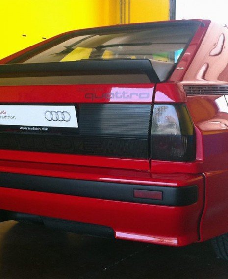 Audi Quattro Coming to Assetto Corsa