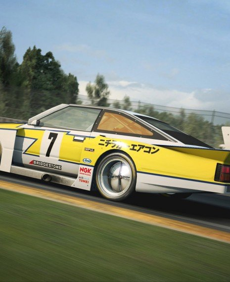 Nissan Silvia Turbo Joins RaceRoom's Group 5 Lineup