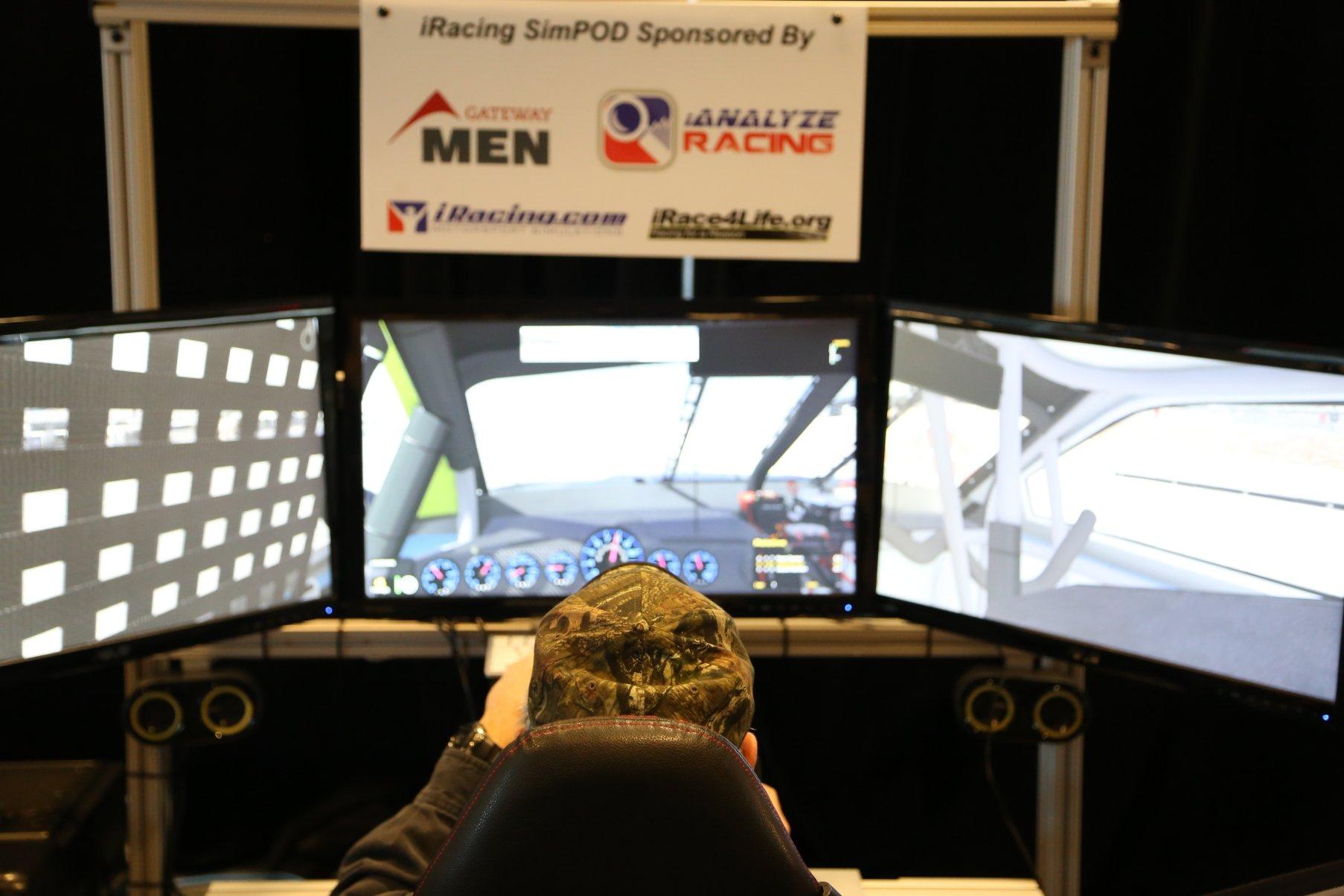 2015 iRace4Life Sim Racing Seminar Recap