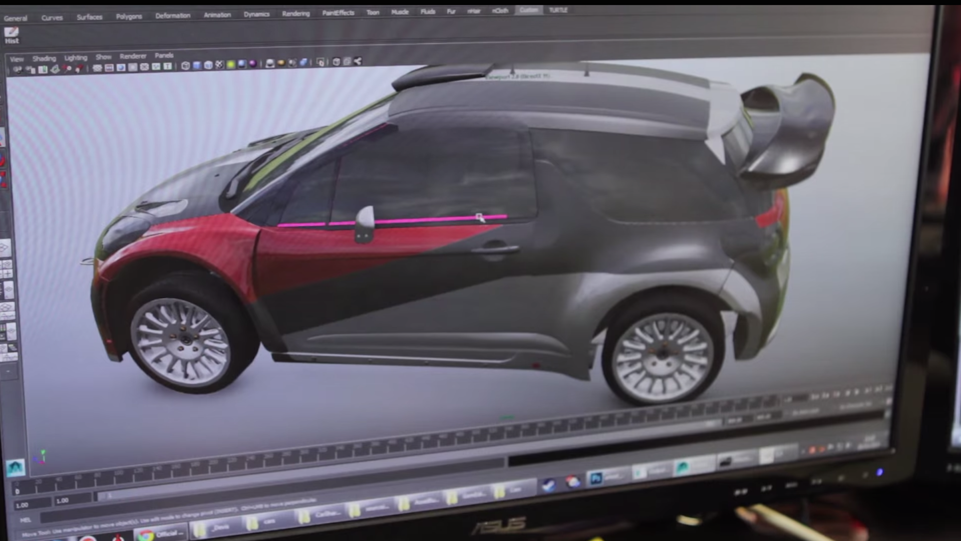 Sébastien Loeb Rally Evo Dev Diary 3