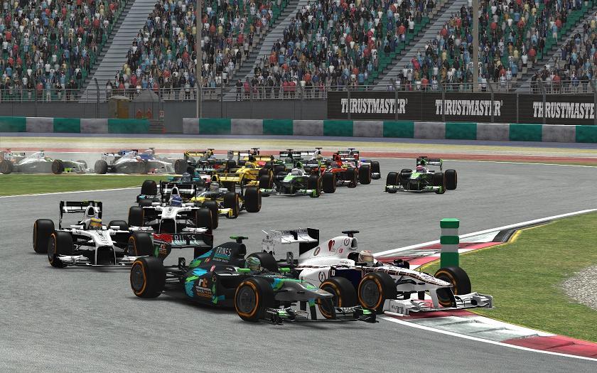 Formula Sim Racing Season Update