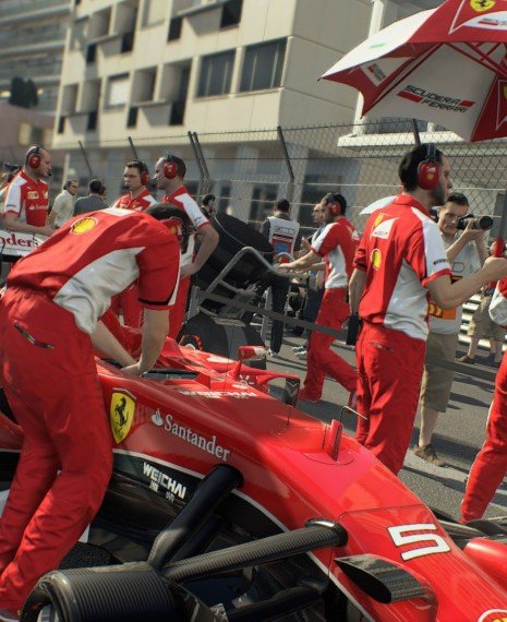 F1 2015 Teaser Trailer and Pushed Release Date