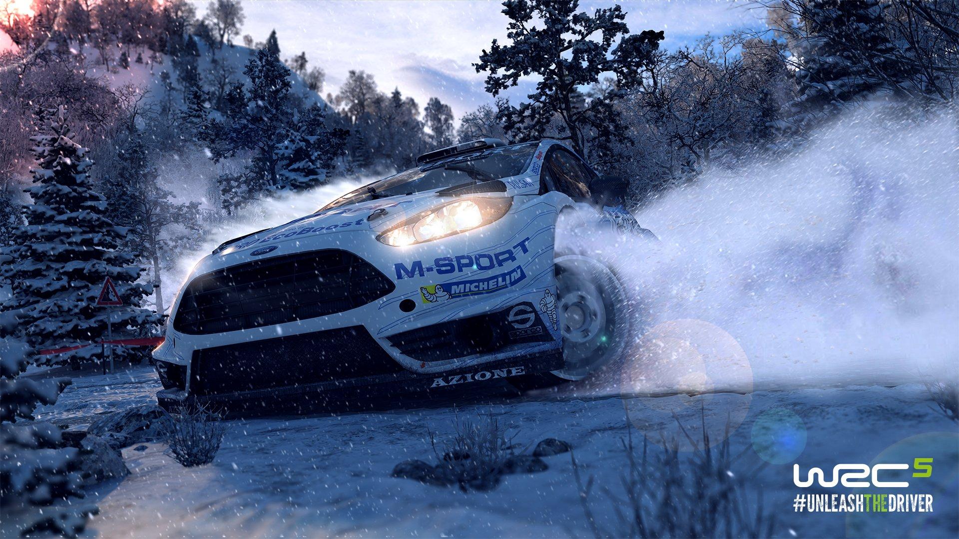 WRC 5 Developer Diary #1