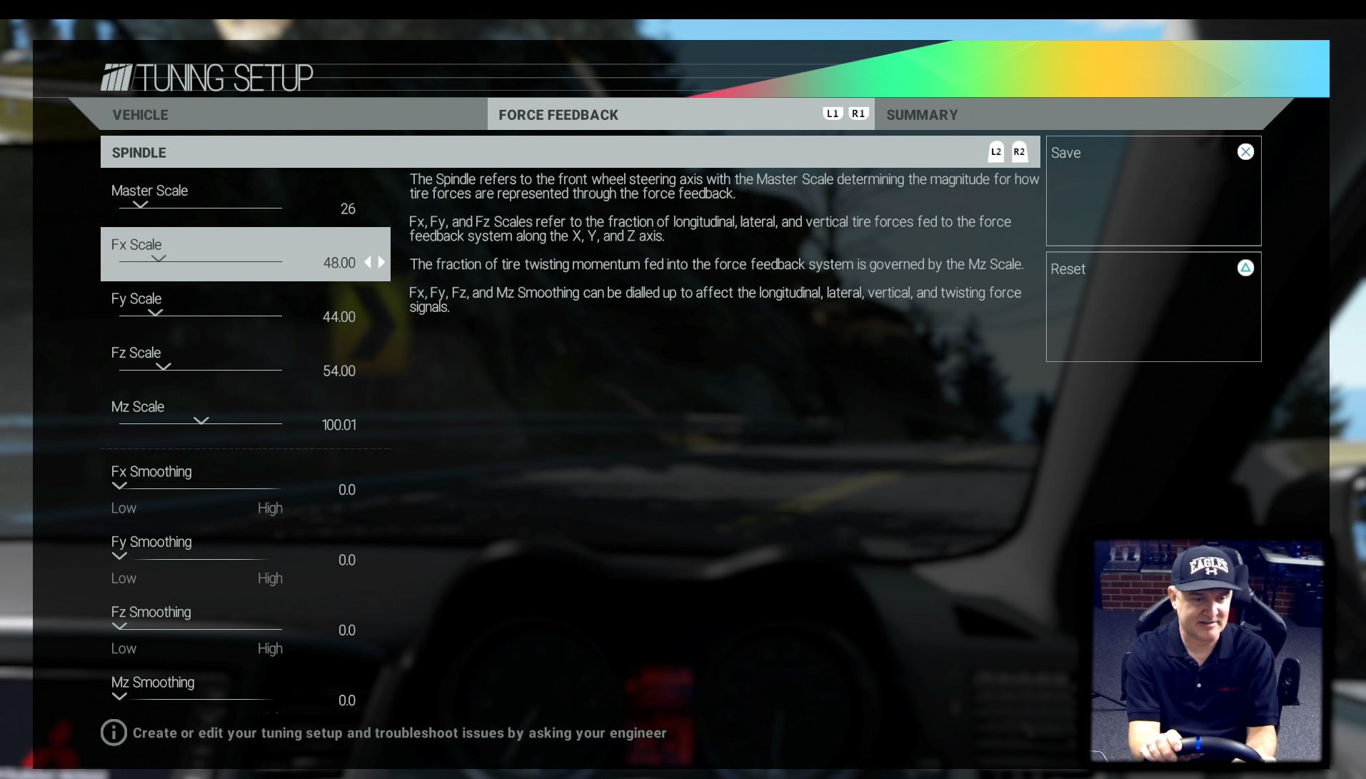 Driving Force Gt Settings Project Cars
