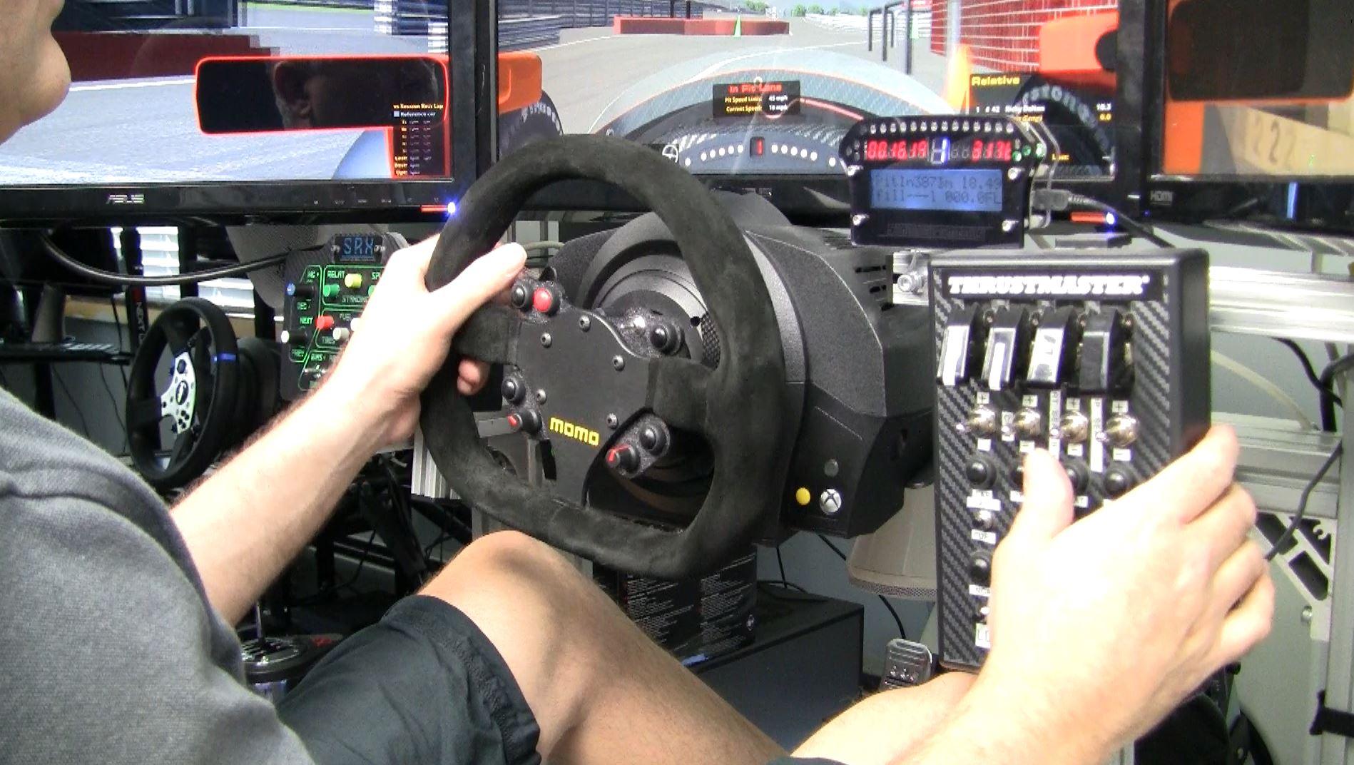 Thrustmaster Steering Wheel Adapters