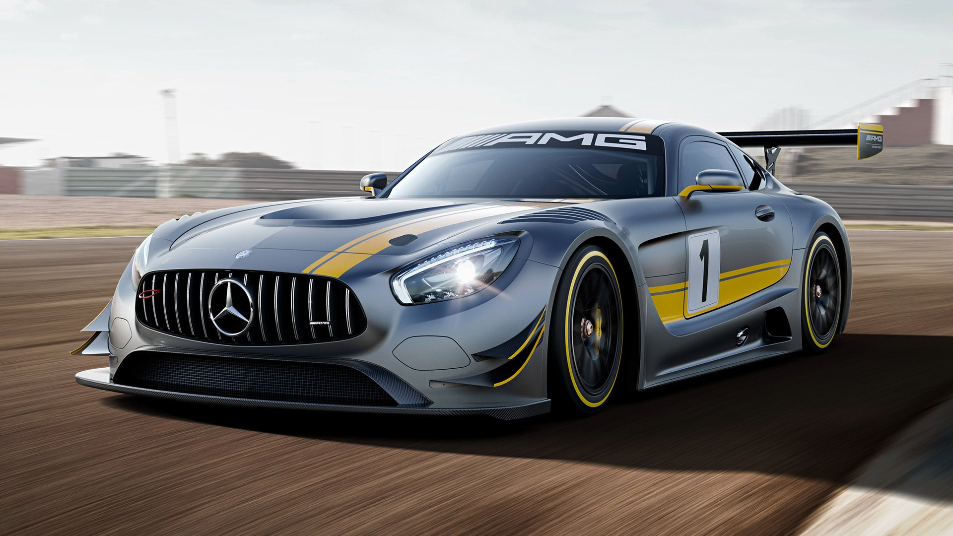 Mercedes-AMG GT GT3 Coming to iRacing - Inside Sim Racing