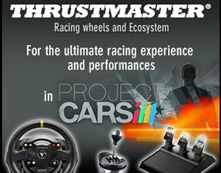 Thrustmaster PCars
