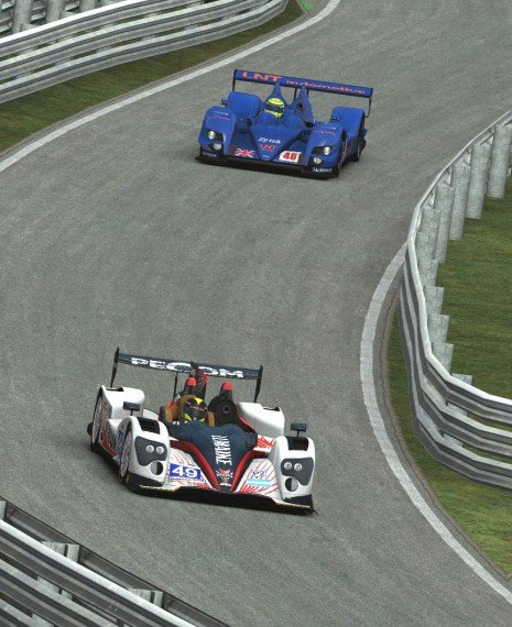 Endurance Series rFactor 2 Mod Breaks Cover