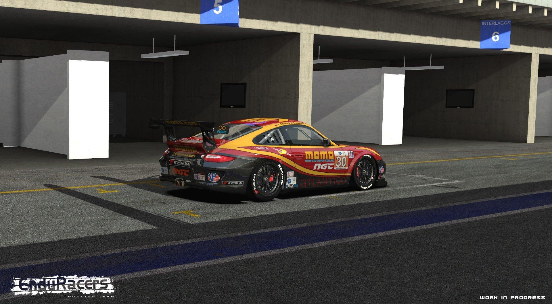 Endurance Series Rfactor 2 Mod Breaks Cover Inside Sim Racing