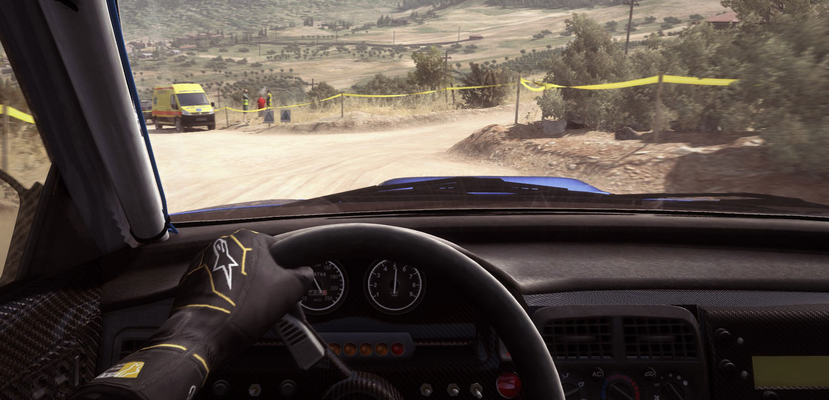 New Force Feedback for DiRT Rally - Inside Sim Racing