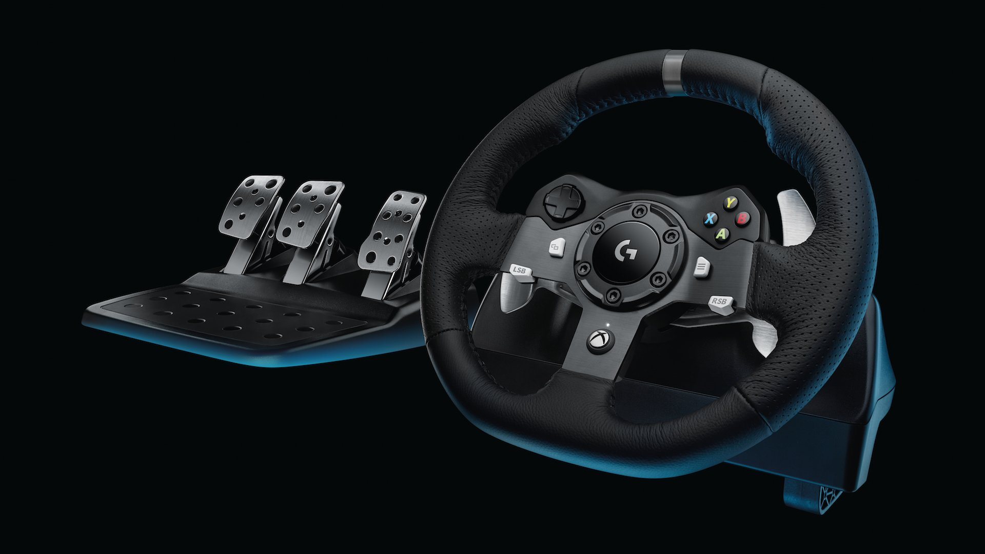 Logitech G29 for PS4 and G920 for Xbox One Announced