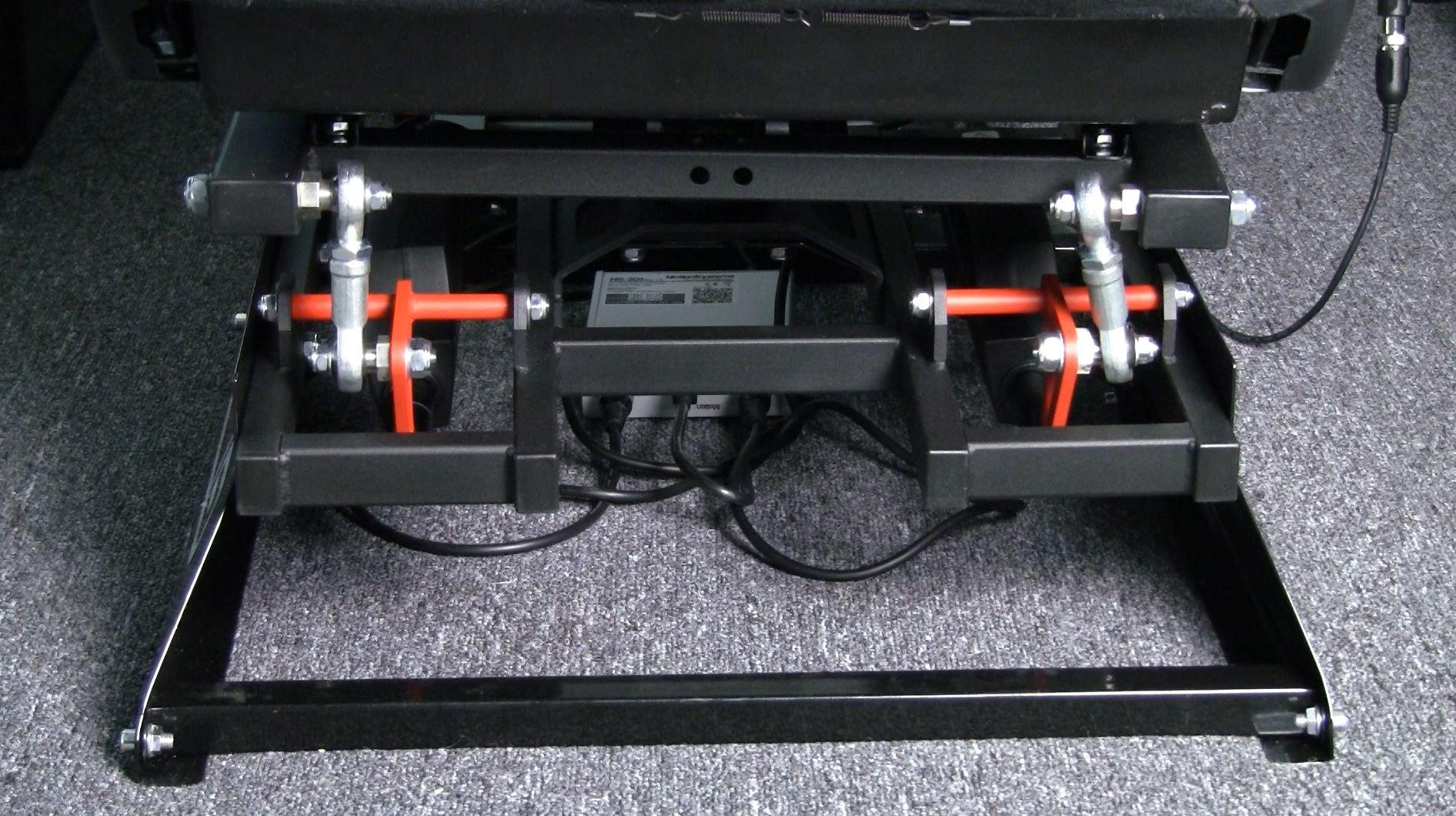 Next Level Motion Racing Platform First Look - Inside Sim Racing