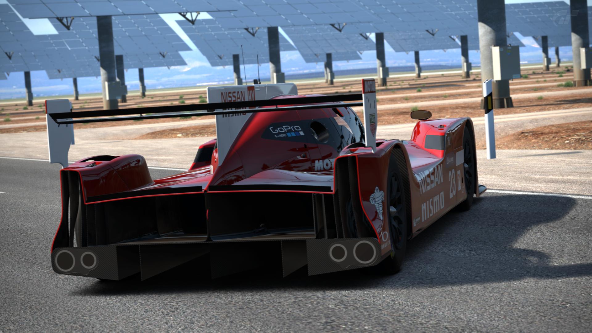 gran turismo 6 update brings nissan gt r lm nismo inside sim racing update brings nissan gt r lm nismo
