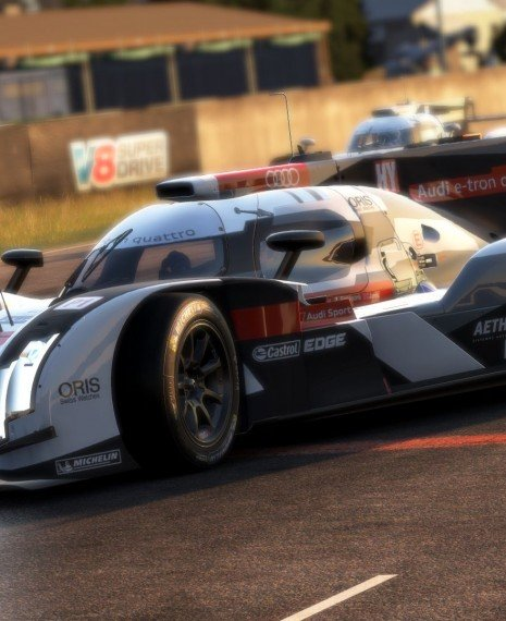 Audi Ruapuna Park Track Expansion Out Now for Project CARS
