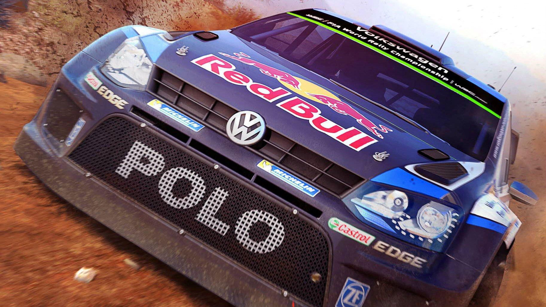 WRC 5 Cover Art and Screenshots