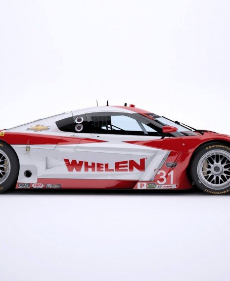 C7 Corvette Daytona Prototype Coming to iRacing