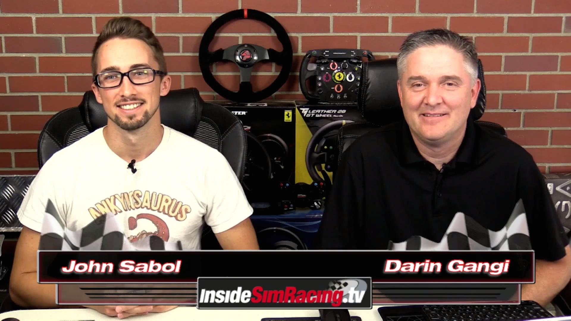 This Week Inside Sim Racing – August 19, 2015