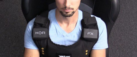 KOR-FX Gaming Vest Review