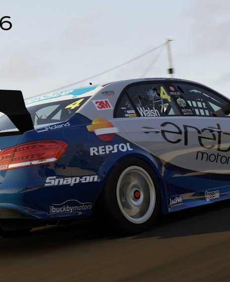 All V8 Supercars Manufacturers Coming to Forza 6