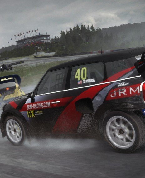 DiRT Rally World RX Multiplayer Update Out Now
