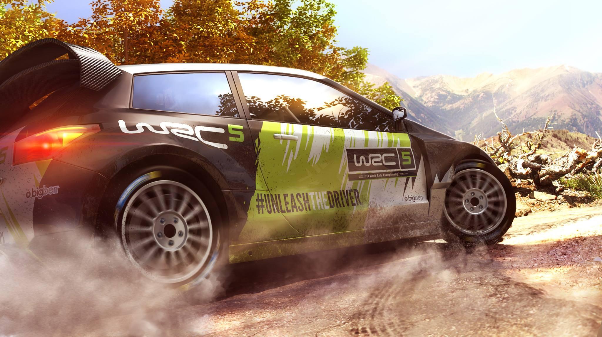 WRC 5 Release Dates Confirmed