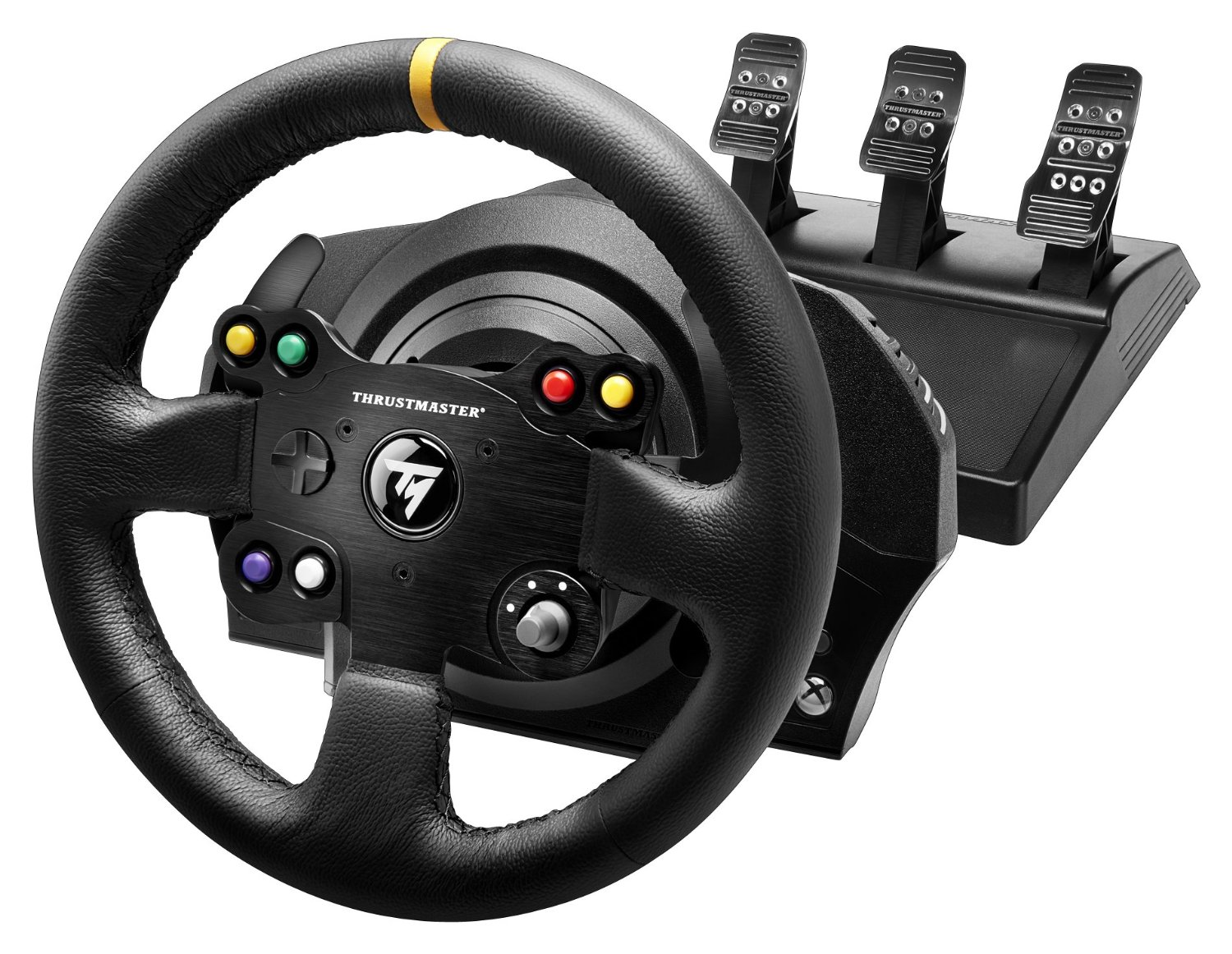 Thrustmaster TX Racing Wheel Leather Edition Announced