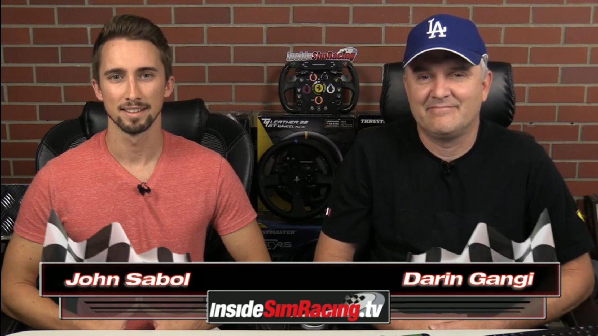 This Week Inside Sim Racing – September 2, 2015