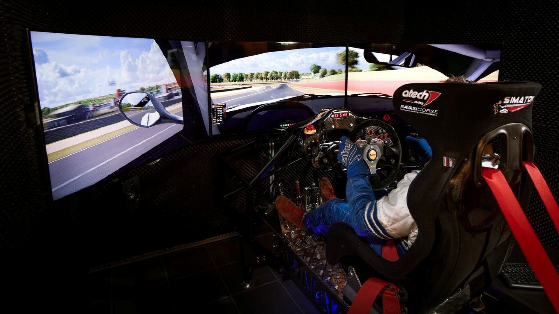 Simatok Report from Sim Racing Expo 2015