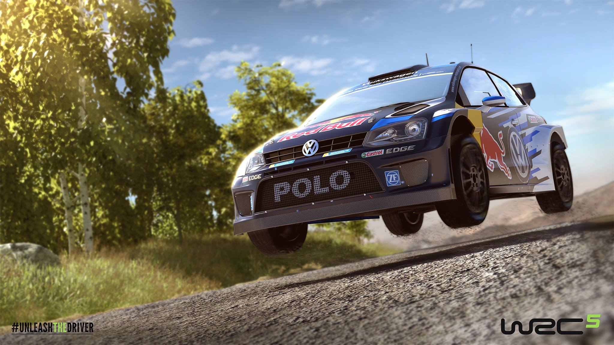 WRC 5 Out Now in France, Germany, Belgium and Steam