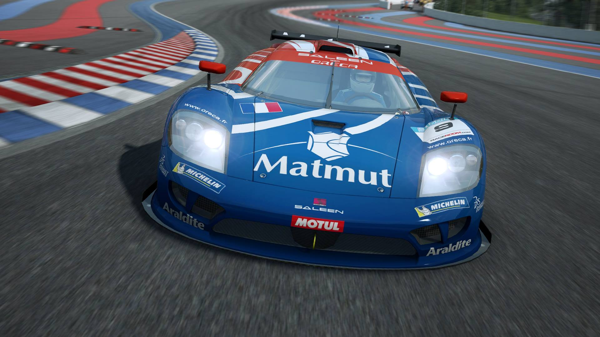 Base Free-to-Play Content Added to RaceRoom - Inside Sim Racing