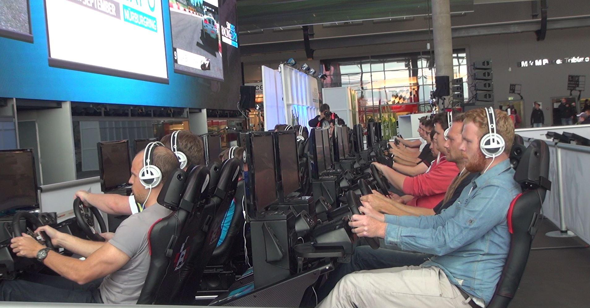 Sim Racing Expo 2015 Recap