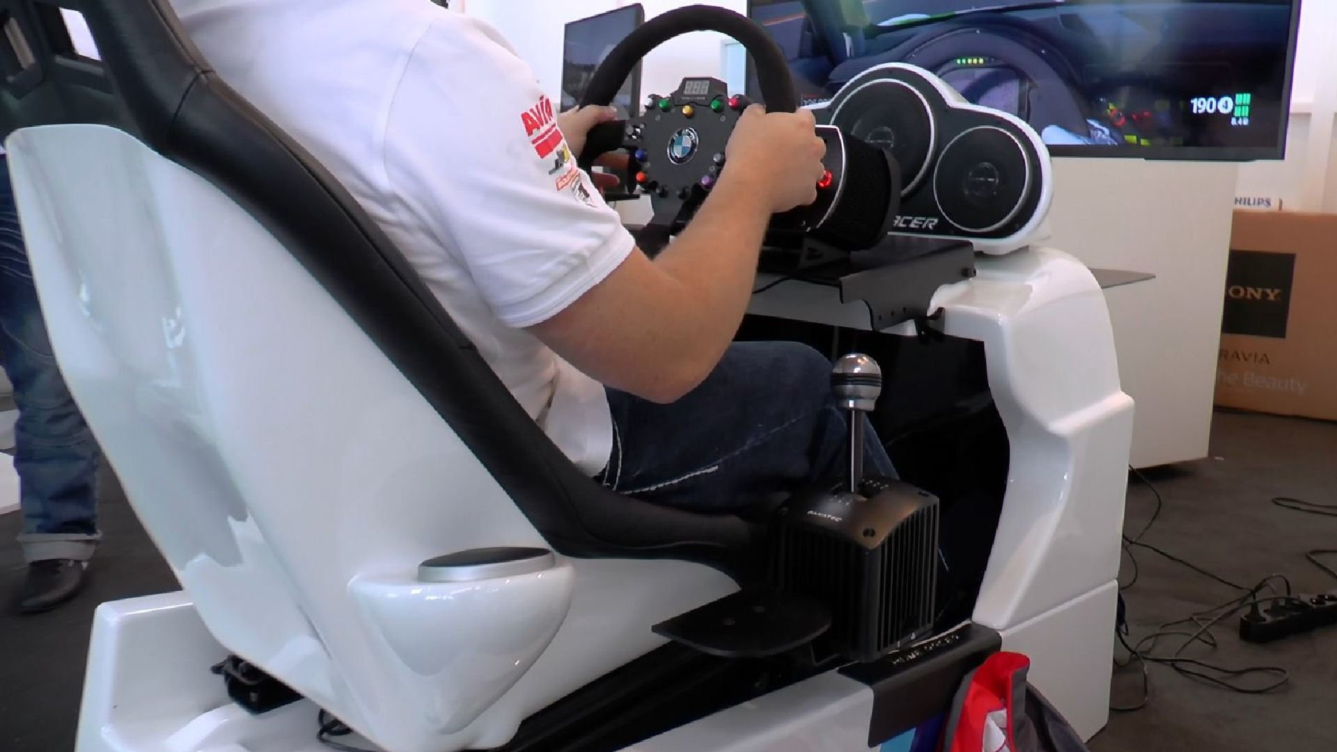 Home Racer Interview at Sim Racing Expo 2015