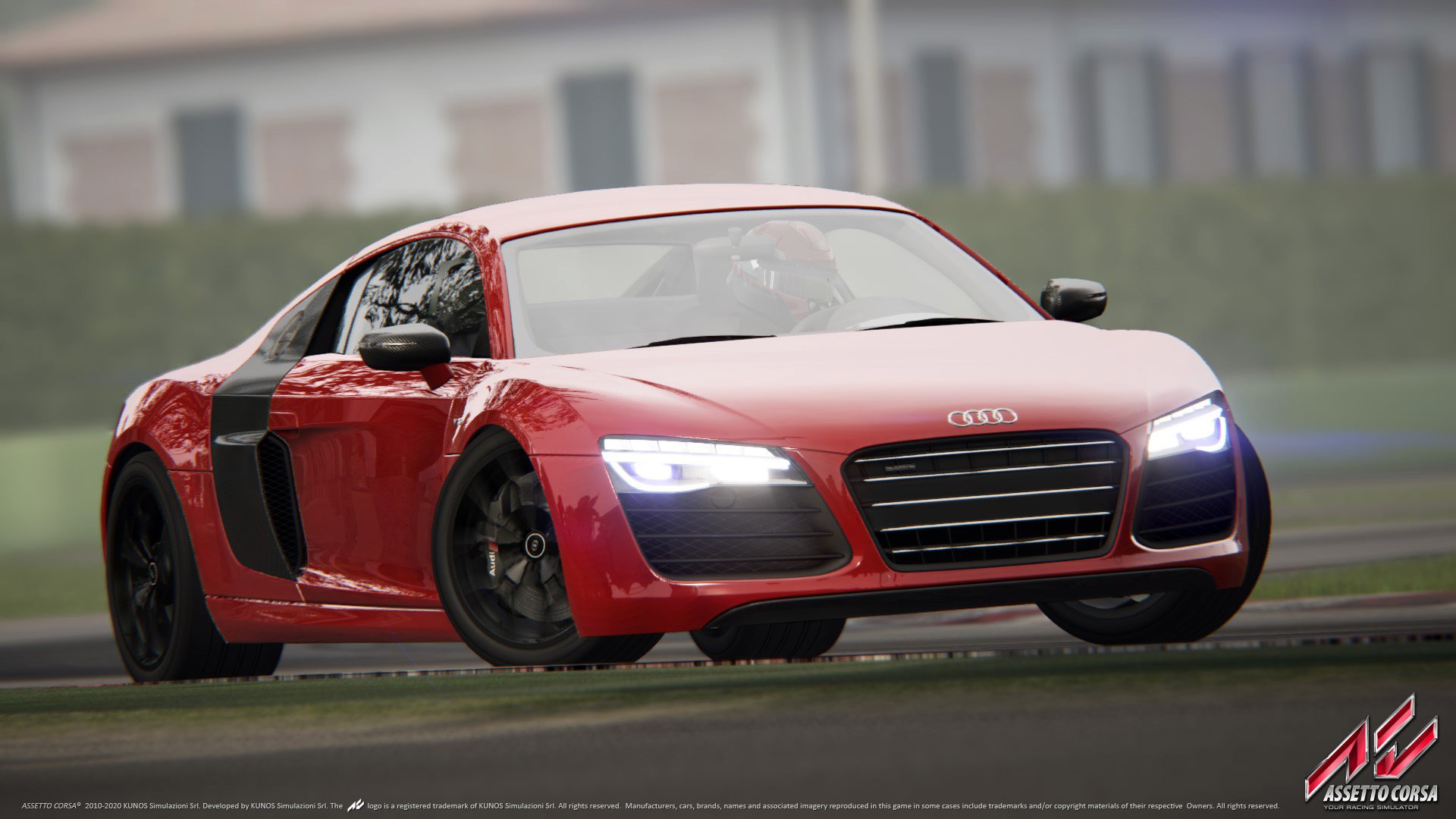 Assetto Corsa v1.3.5 Out Now