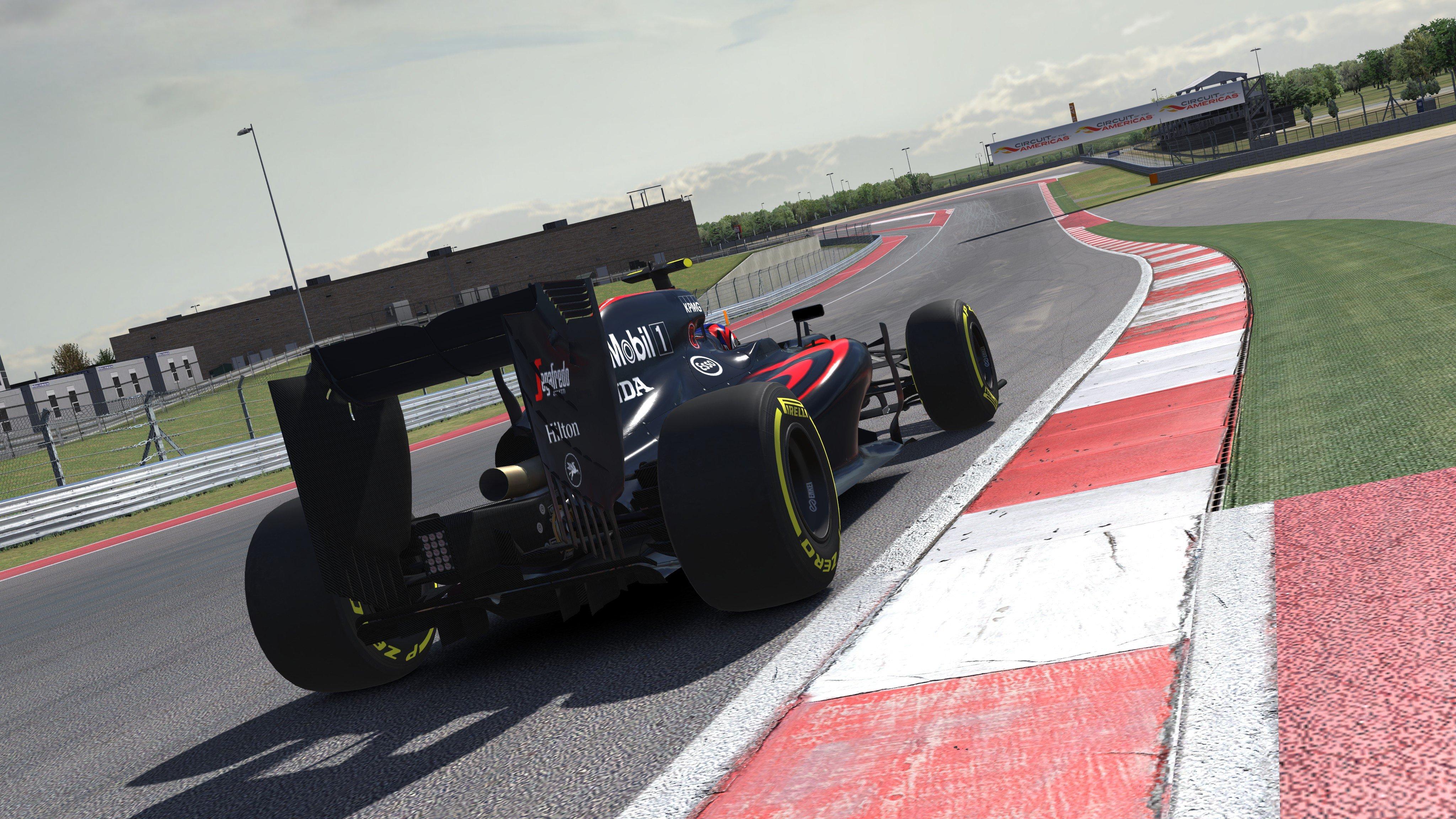 iRacing Previews McLaren MP4-30