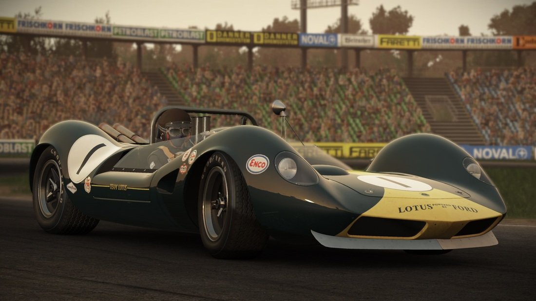 Project CARS Classic Lotus Track Expansion Out Now