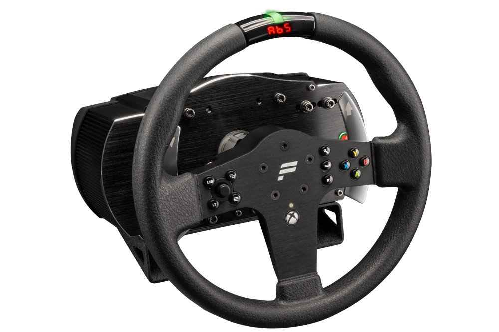 Fanatec CSL Steering Wheel P1 for Xbox One Announced
